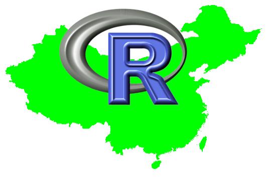 中国R语言会议标识
