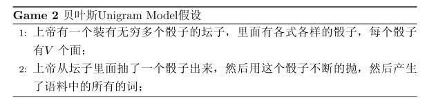 game-bayesian-unigram-model