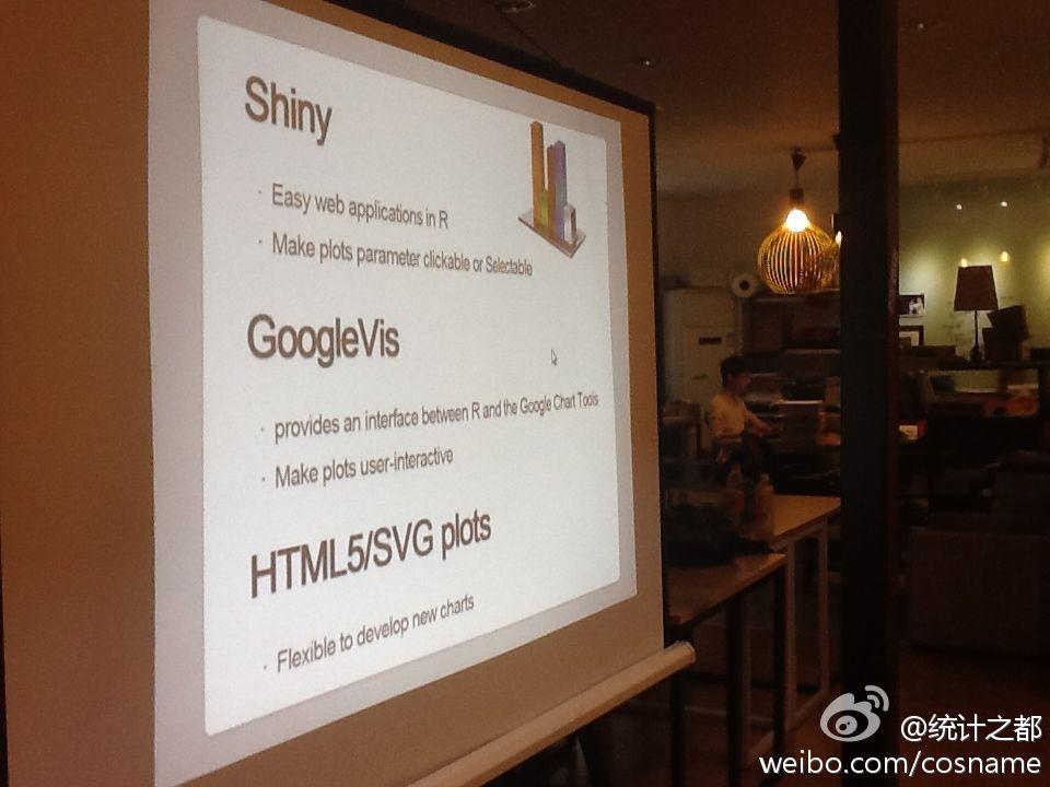 芒果咨询:Shiny+GoogleVis+HTML5 = ?