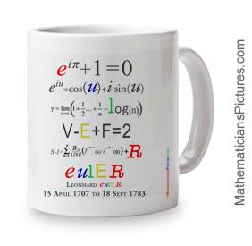 欧拉的数学发现