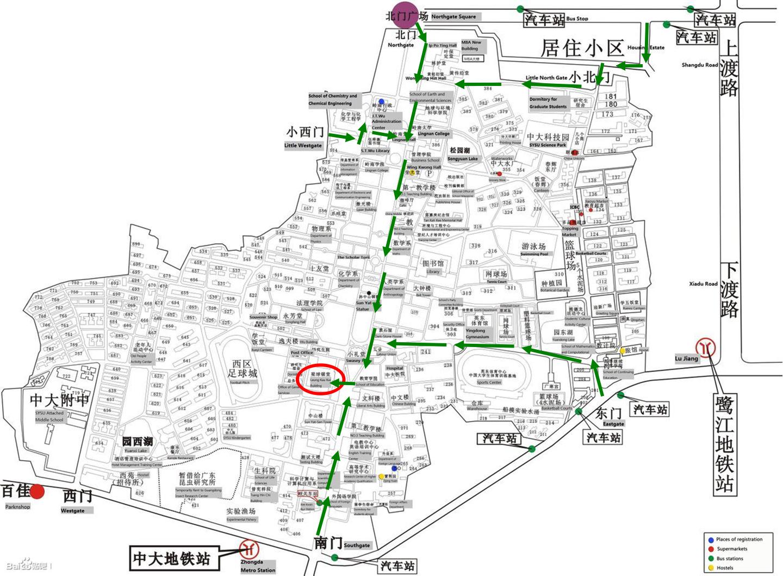 地图-广州