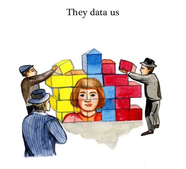 they data us