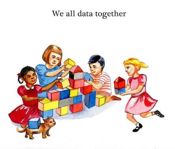 we all data together
