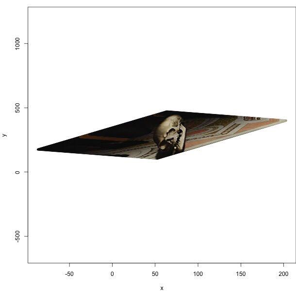 图6:纵向压缩后的子图